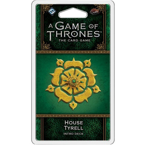 A Game of Thrones LCG (2nd Edition): House Tyrell Intro Deck