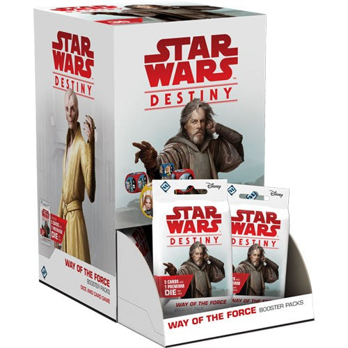 Star Wars Destiny - Way of the Force - Booster Box
