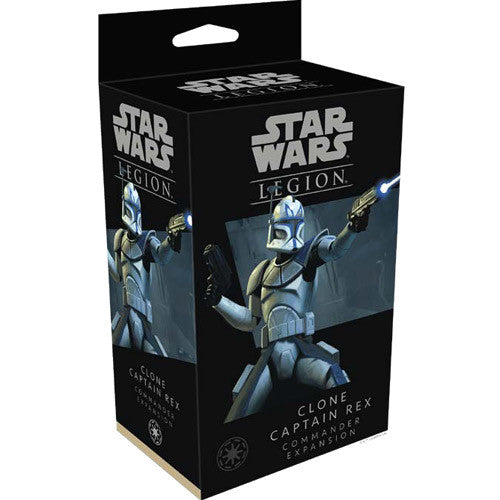 Star Wars: Legion - Clone Captain Rex Commander Expansion