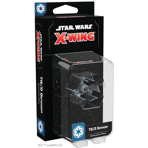 Star Wars X-Wing: 2nd Edition - TIE/D Defender Expansion Pack