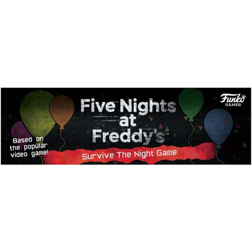 Five Nights at Freddy's: Survive the Night Game (Pre-Order)