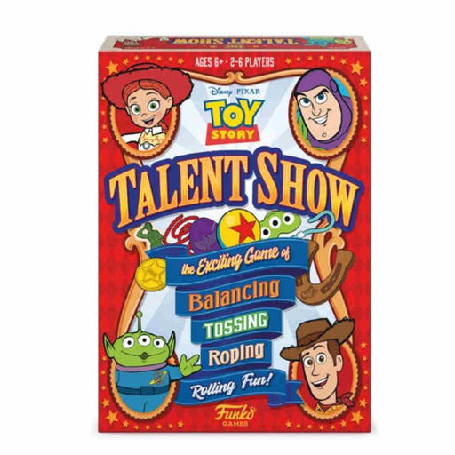 Disney - Toy Story Talent Show (Pre-Order)