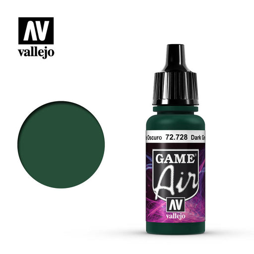 Game Air: Dark Green (17ml)
