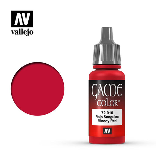 Game Color: Bloody Red (17ml) (72010)