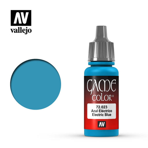 Game Color: Electric Blue (17ml) (72023)