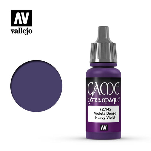 Game Extra Opaque: Heavy Violet (17ml)