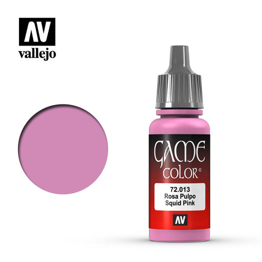 Game Color: Squid Pink (17ml) (72013)