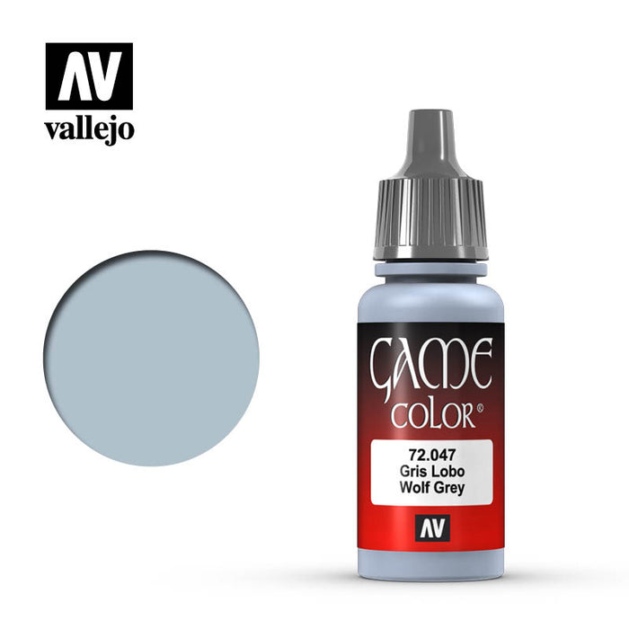 Game Color: Wolf Grey (17ml) (72047)