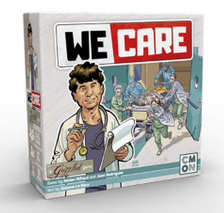 The Grizzled: We Care (Pre-Order)