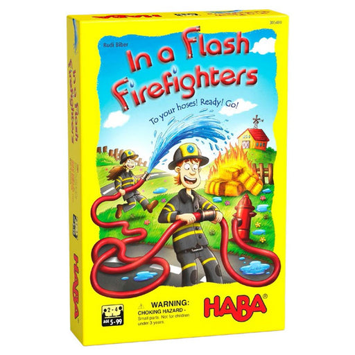 In a Flash Firefighters (Pre-Order)