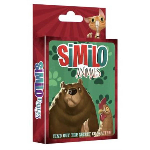 Similo: Animals (Pre-Order)