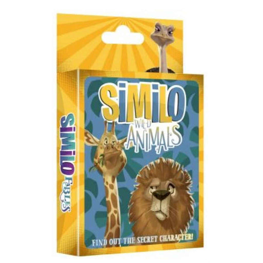 Similo: Wild Animals (Pre-Order)