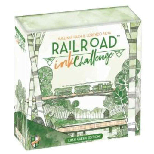Railroad Ink Challenge - Lush Green Edition (Pre-Order)