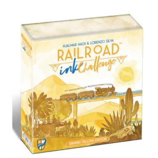 Railroad Ink Challenge - Shining Yellow Edition (Pre-Order)