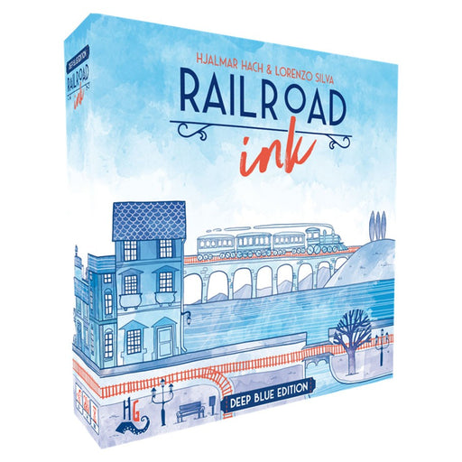 Railroad Ink: Deep Blue Edition (Pre-Order)