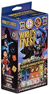 Dc Dice Masters - World's Finest Starter Set