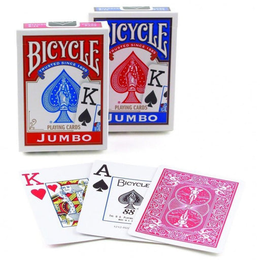 Playing Cards - Jumbo Index