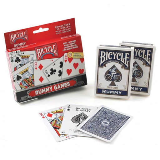 Playing Cards - Rummy Deck