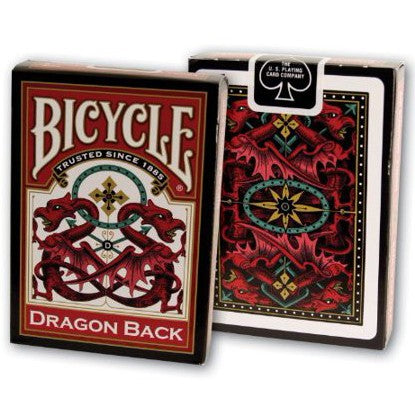 Playing Cards - Dragon Back