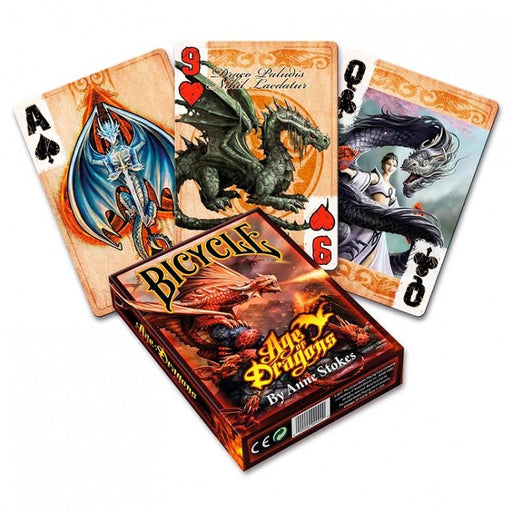 Playing Cards - Anne Stokes Age of Dragons
