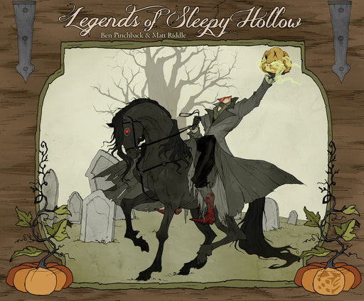 Legends of Sleepy Hollow (Pre-Order)