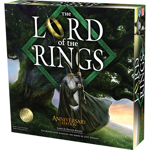The Lord of the Rings: The Board Game Anniversary Edition (Pre-Order)