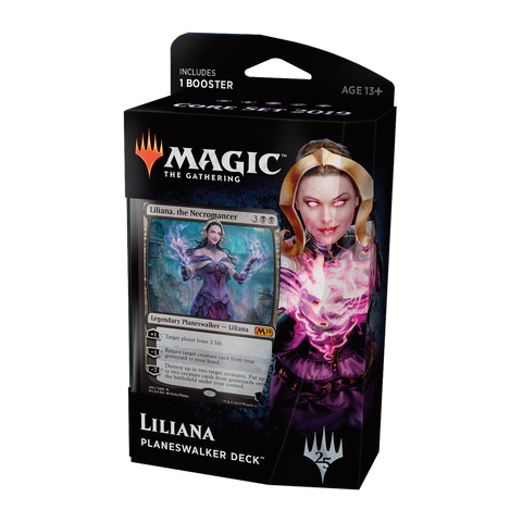 Core Set 2019 Liliana Planeswalker Deck