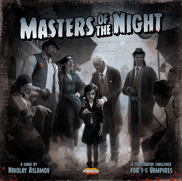 Masters of the Night (Pre-order)