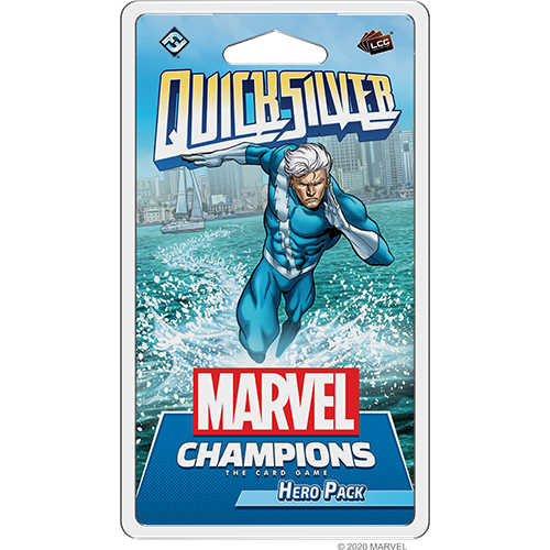 Marvel Champions: Quicksilver Hero Pack (Pre-Order)