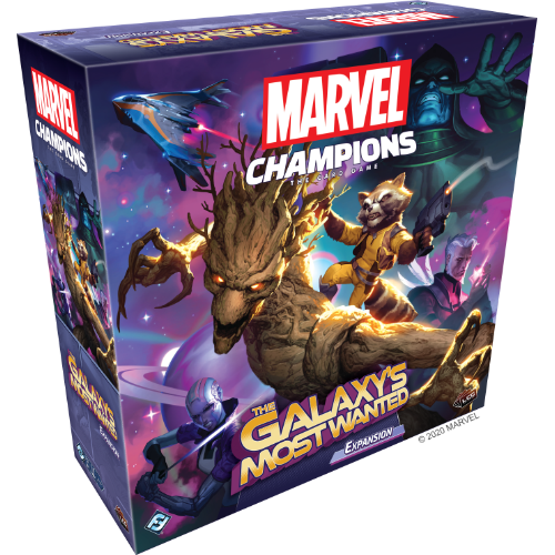 Marvel Champions LCG: The Galaxy's Most Wanted (Pre-Order)