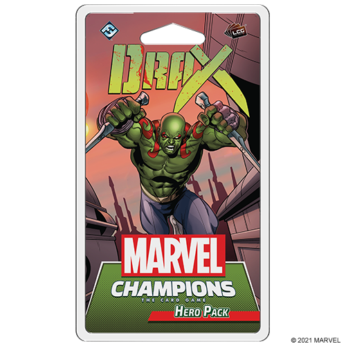 Marvel Champions LCG - Drax Hero Pack (Pre-Order)