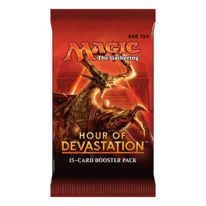 Magic The Gathering - Hour Of Devastation - Booster Pack