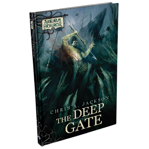 Arkham Horror: The Deep Gate Hardcover