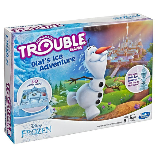 Trouble - Frozen: Olaf's Ice Adventure