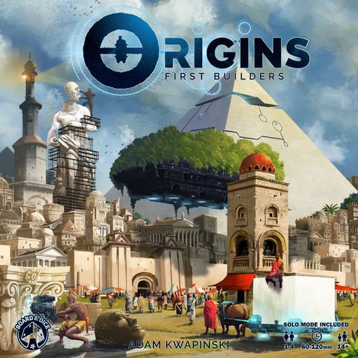 Origins: First Builders (Pre-order)
