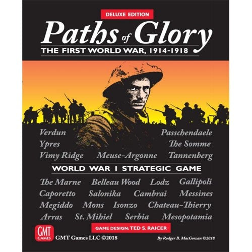 Paths of Glory: The First World War, 1914-1918 Deluxe Edition (Pre-Order)