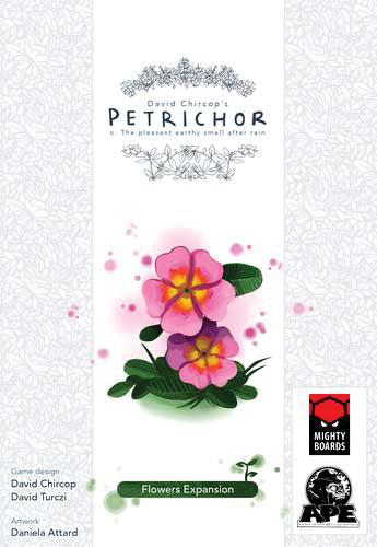 Petrichor - Flowers Expansion