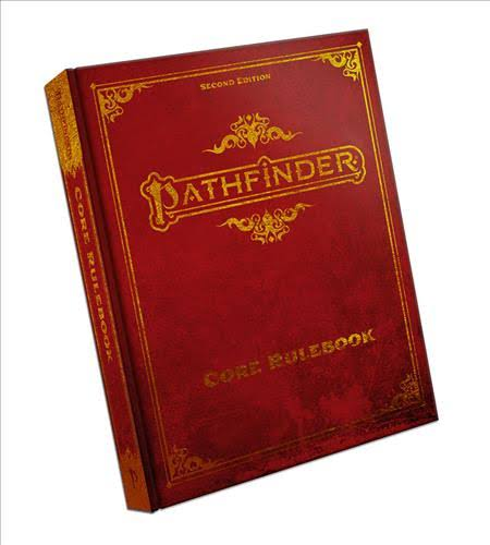 Pathfinder RPG (2nd Edition): Core Rulebook - Special Edition