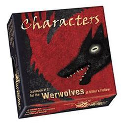Werewolves of Miller's Hollow Characters Expansion