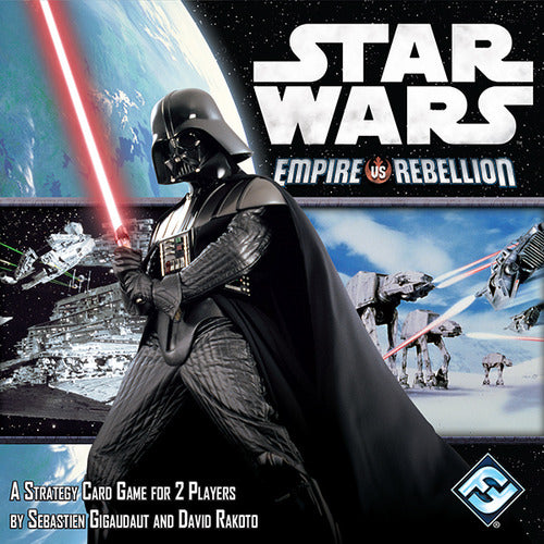 "Star Wars - ""Empire Vs Rebellion"" - Boardlandia"