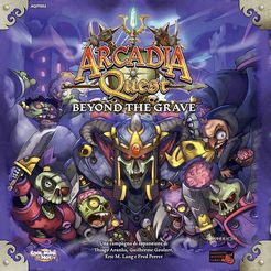 Arcadia Quest - Beyond The Grave Campaign - Boardlandia