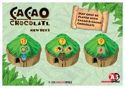 Cacao: Chocolatl - New Huts