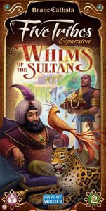 Five Tribes: Whims of the Sultan Expansion - Boardlandia