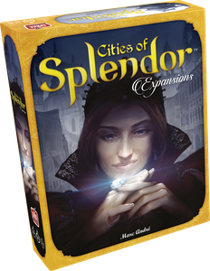 Splendor - Cities Of Splendor Expansion (Pre-Order) - Boardlandia