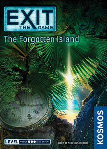 Exit The Game - The Forgotten Island (Pre-Order) - Boardlandia