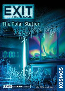 Exit The Game - The Polar Station (Pre-Order) - Boardlandia