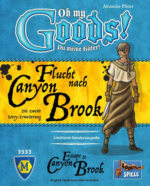 Oh My Goods: Escape to Canyon Brook Expansion (Pre-Order)