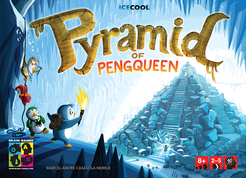 Ice Cool - Pyramid of PengQueen