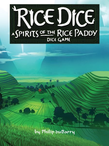 Rice Dice: A Spirits of the Rice Paddy Dice Game (Pre-Order)