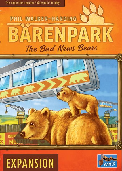 Barenpark: The Bad News Bears Expansion (Pre-Order)